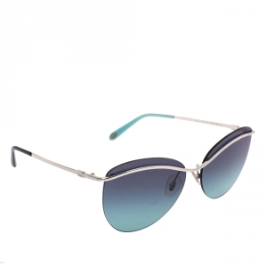 Tiffany & Co.Tiffany Blue TF 3057 Rimless Sunglasses