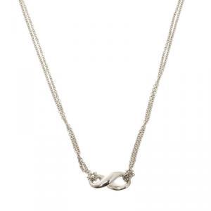 Tiffany & Co. Silver Pendant Necklace