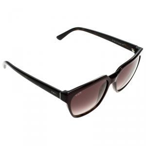 Tod's Red TO128-71 Wayfarer Sunglasses