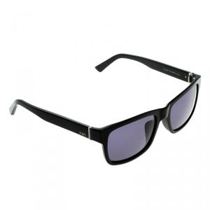 Tod's Black TO 163F 01V Square Sunglasses