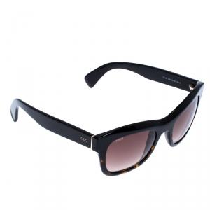 Tod's Black Tortoise Gradient TO187 Wayfarer Sunglasses