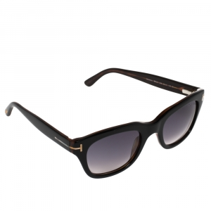 Tom Ford Black/Grey TF237 Snowdon Sunglasses