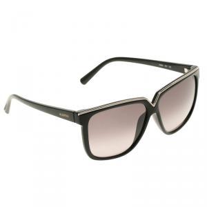 Valentino Dark Grey/Black V605S Square Sunglasses
