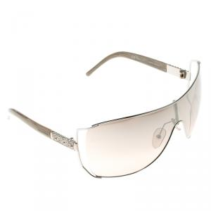 Valentino Brown Gradient 5560/S QIG6H Crystal Shield Sunglasses