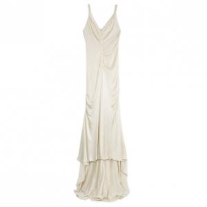 Vera Wang Sheath Wedding Dress Size M