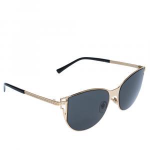 Versace Gold/Black MOD 2211 Sunglasses