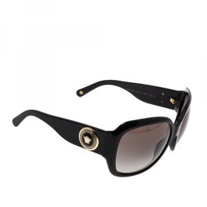 Versace Black Gradient MOD.4243 Oversized Sunglasses