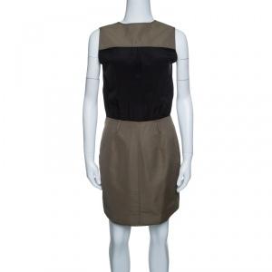 Victoria Victoria Beckham Colorblock Sleeveless Dress S used