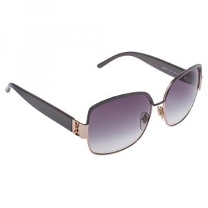 Yves Saint Laurent Rose Gold/Grey Gradient YSL 6301/S Square Sunglasses