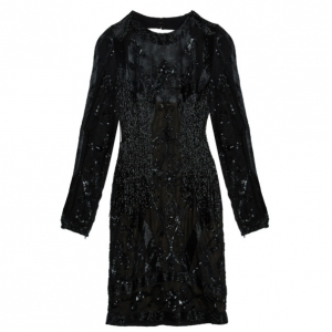 Zuhair Murad Embellished Short Dress M