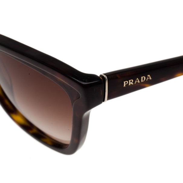 4a41e3af94 Buy Prada Brown SPR 16P Wayfarer Sunglasses 9304 at best price