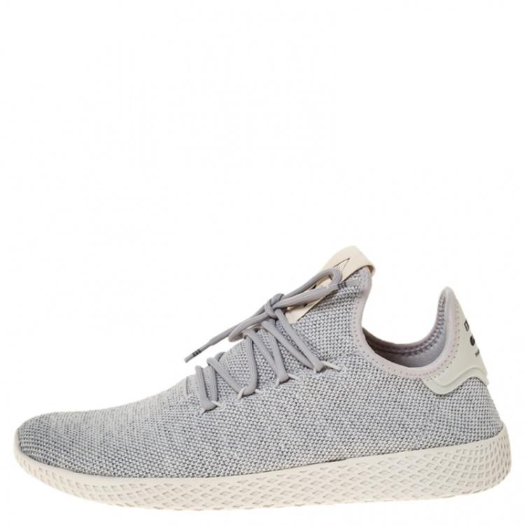 Pharrell Williams x Adidas Grey Cotton