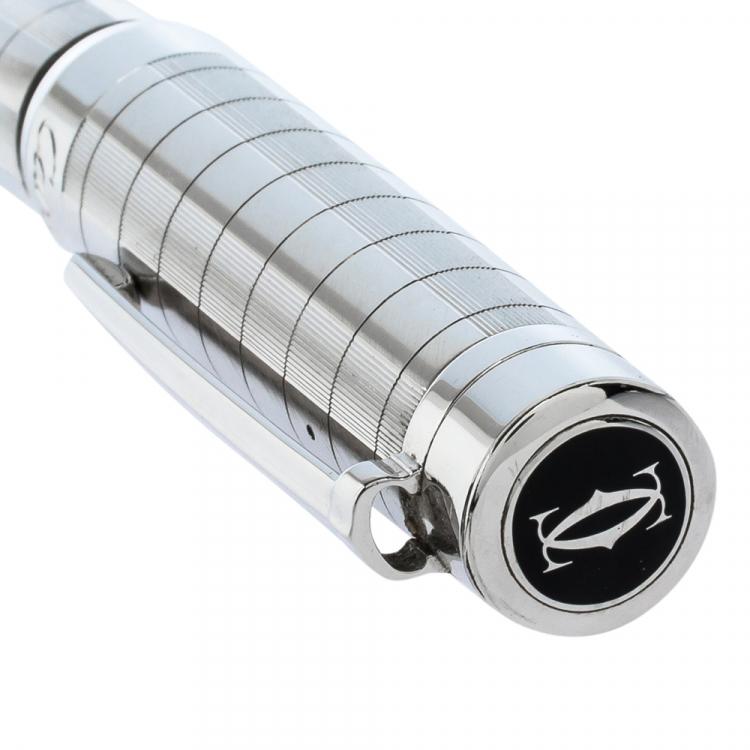 Cartier Pasha de Cartier Platinum Rollerball Pen