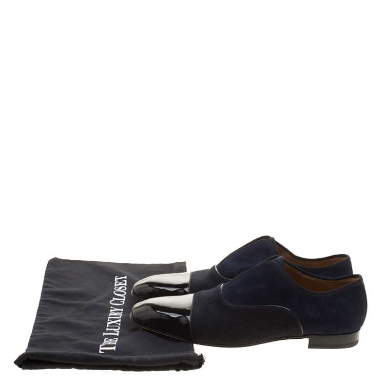 alpha luxury shoes