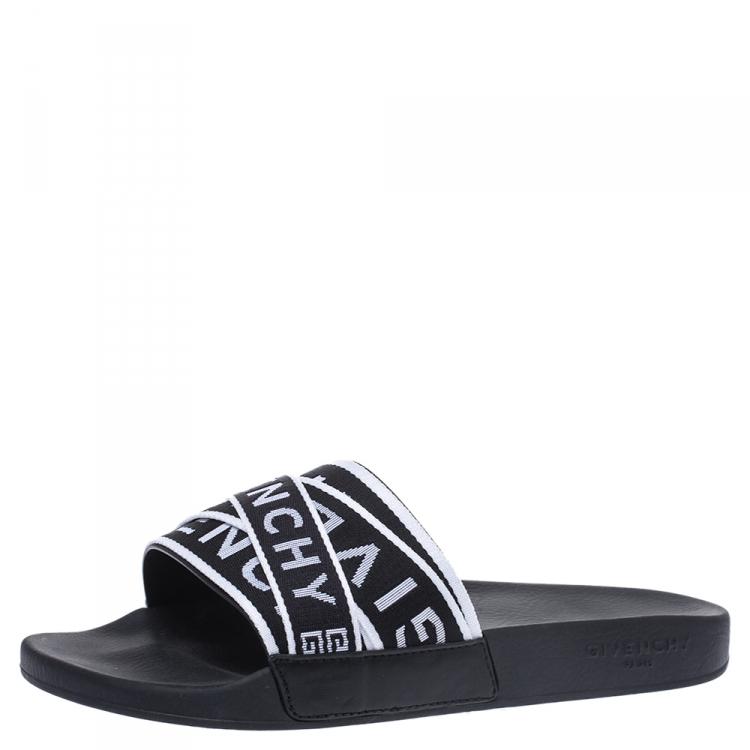luxury slide sandals