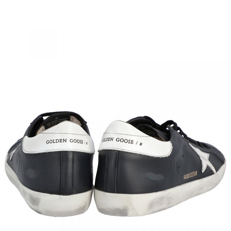 Golden Goose Black Superstar Classic Size 41