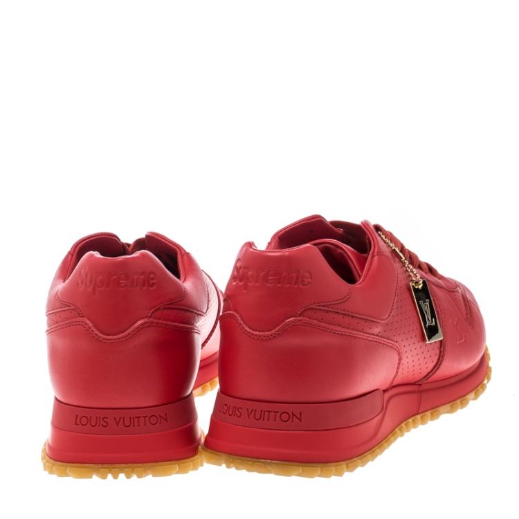 lv supreme shoes