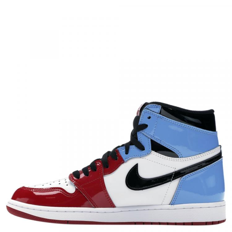 acoso evitar descuento  Nike Jordan 1 Fearless Unc/Chicago Shoe Size 47 1/3 Nike | TLC