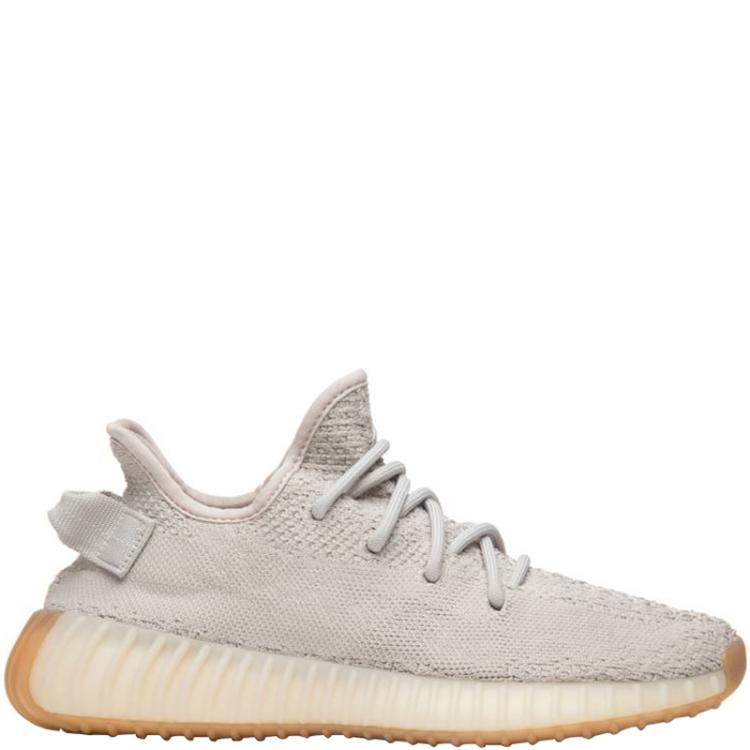 Yeezy x Adidas Grey/Beige Cotton Knit