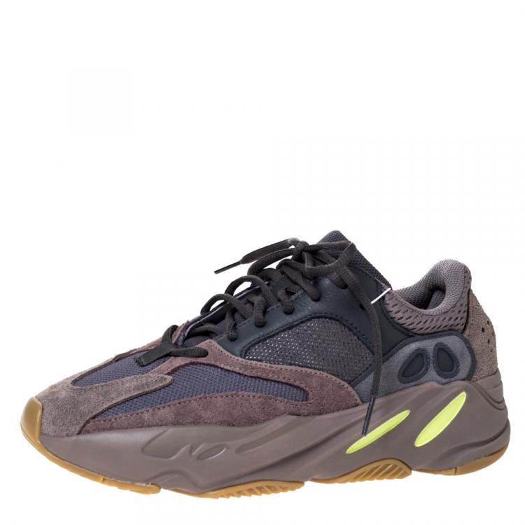 Acurrucarse Jadeo Acrobacia  Yeezy x Adidas Grey Mix Media Yeezy 700 Mauve Sneakers Size 40 Yeezy x  Adidas   TLC