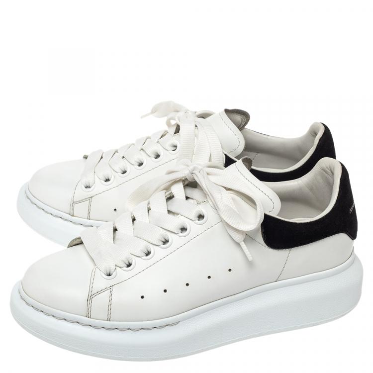 Top Sneakers Size 37 Alexander McQueen