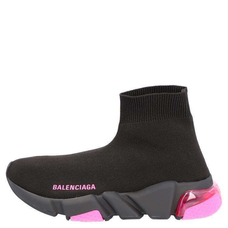 Balenciaga Speed Sock Clearsole Size 39