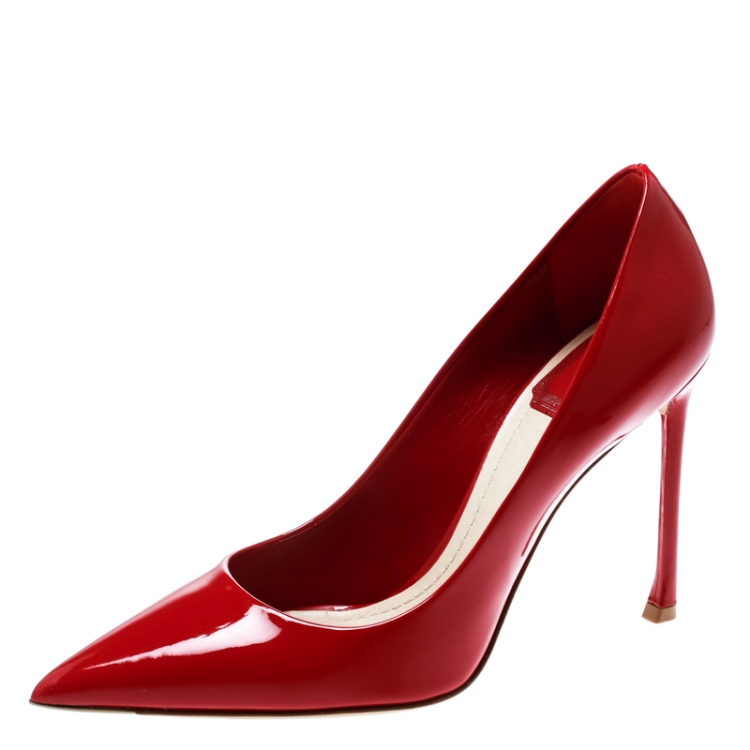 Dior Red Patent Leather Dioressence