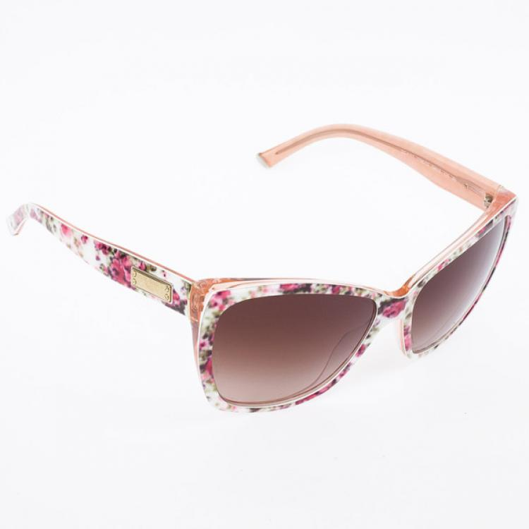 View Dolce Gabbana Flower Sunglasses JPG