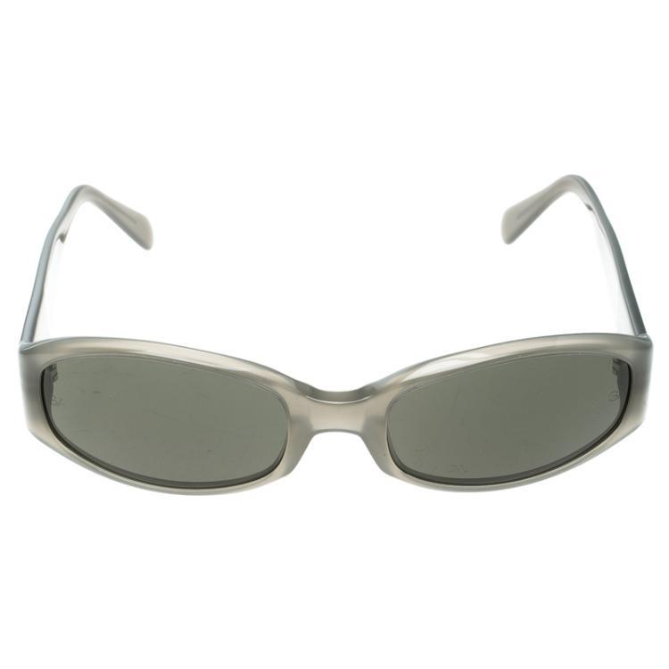 Giorgio Armani Black/Grey 2504 Oval Sunglasses by GIORGIO ARMANI, available on theluxurycloset.com Gigi Hadid Sunglasses Exact Product
