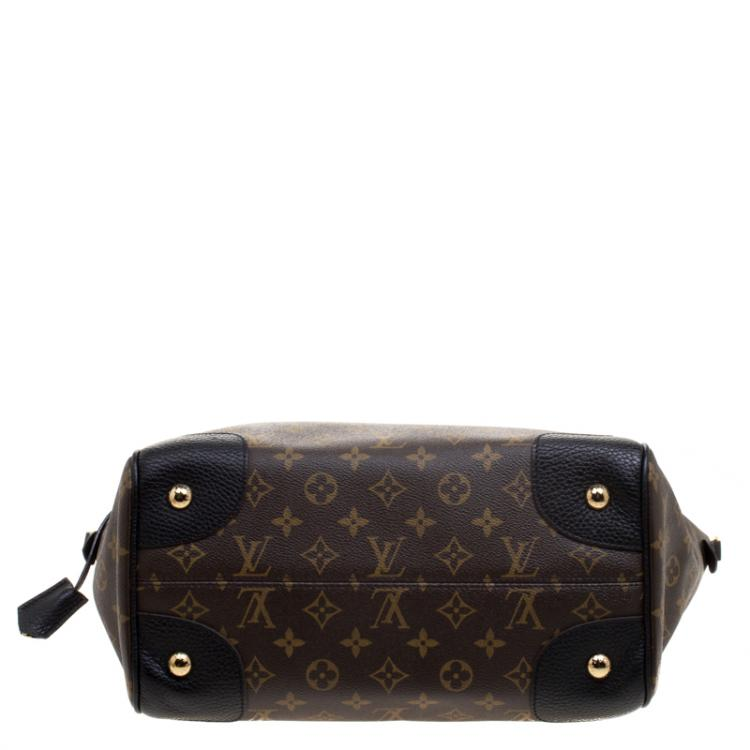 Louis Vuitton Black Monogram Canvas Estrela Mm Nm Bag Louis Vuitton Tlc