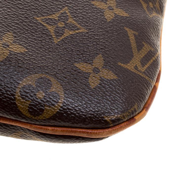 Louis Vuitton Monogram Canvas Bosphore Messenger Bag