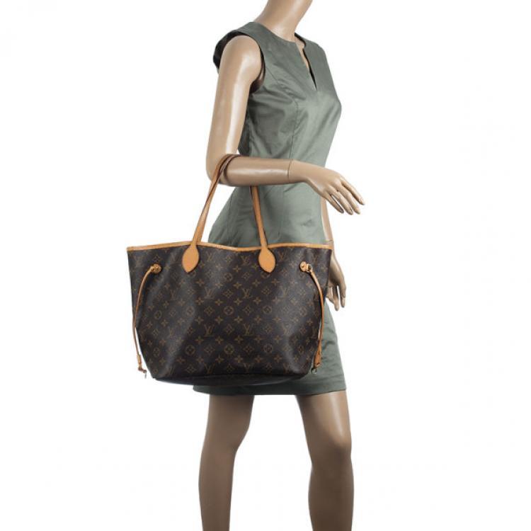 Louis Vuitton Monogram Neverfull MM