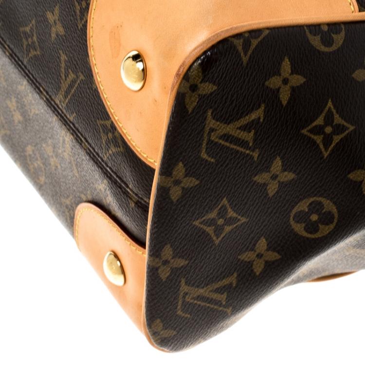 Louis Vuitton Monogram Canvas Estrela Nm Bag Louis Vuitton Tlc