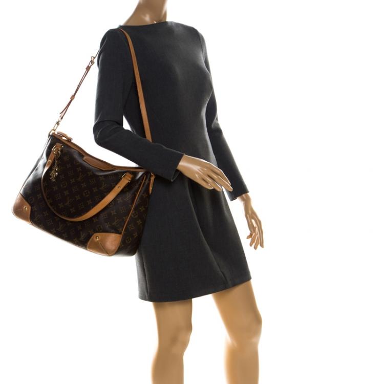 Louis Vuitton Monogram Canvas Estrela Mm Bag Louis Vuitton Tlc