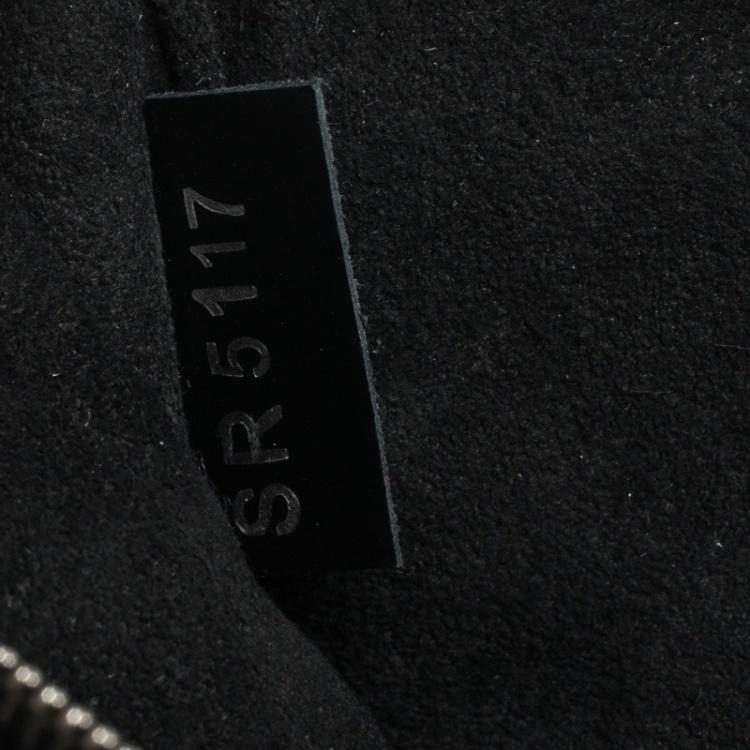 Louis Vuitton Black Epi Leather Cluny MM