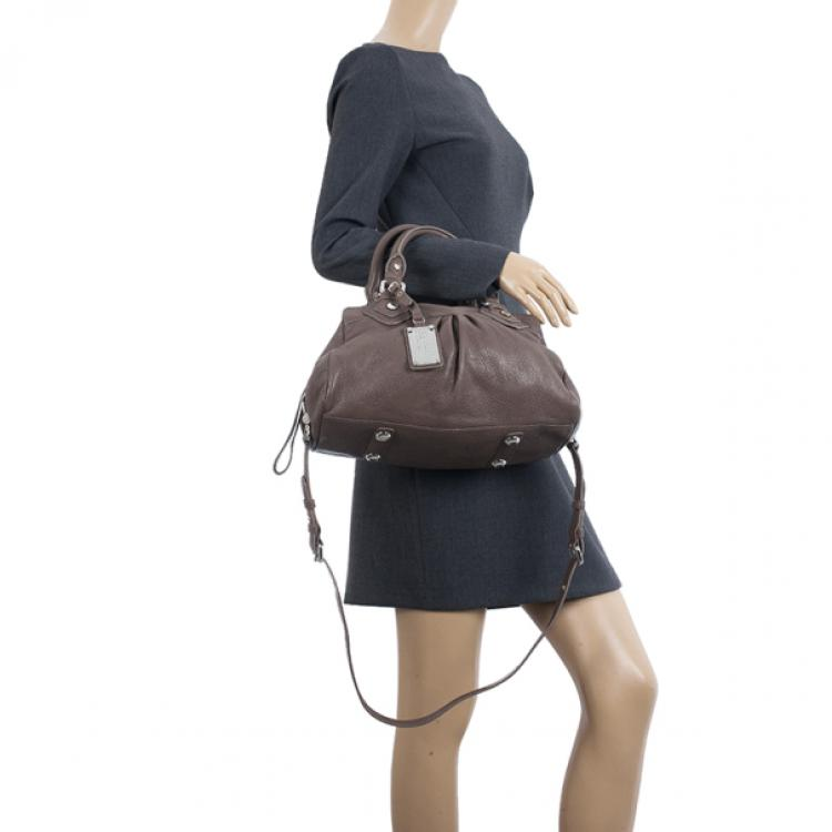 Marc by Marc Jacobs Black Core Classic Q Baby Groovee Bag Marc by ...