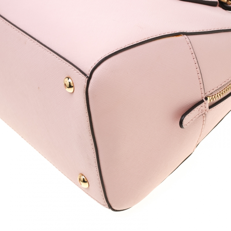 Michael Kors Light Pink Leather