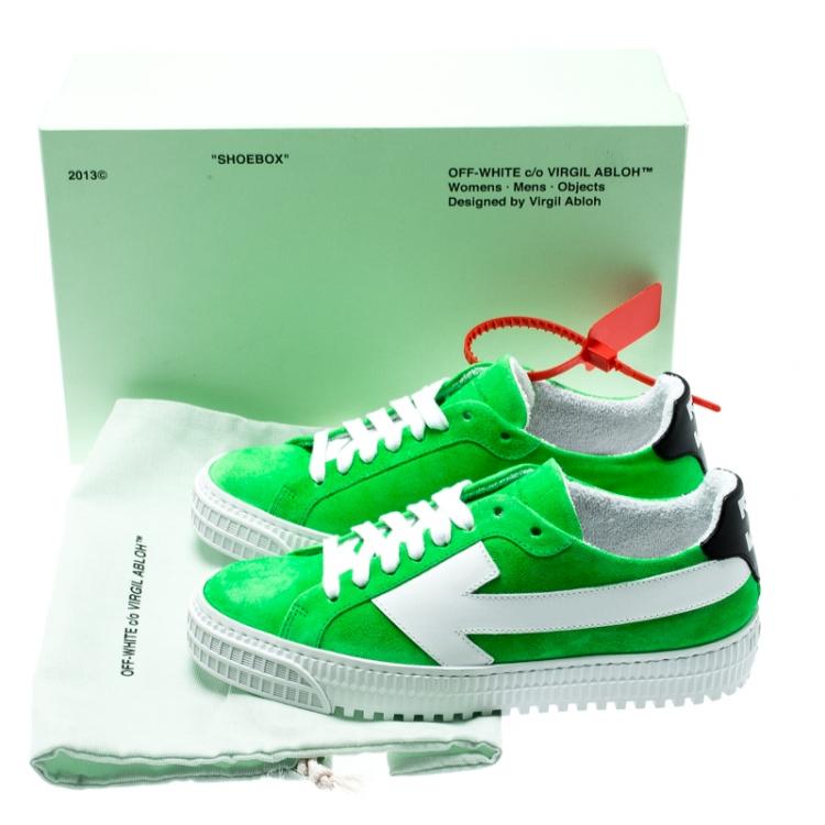Off-White C/O Virgil Abloh Neon Green