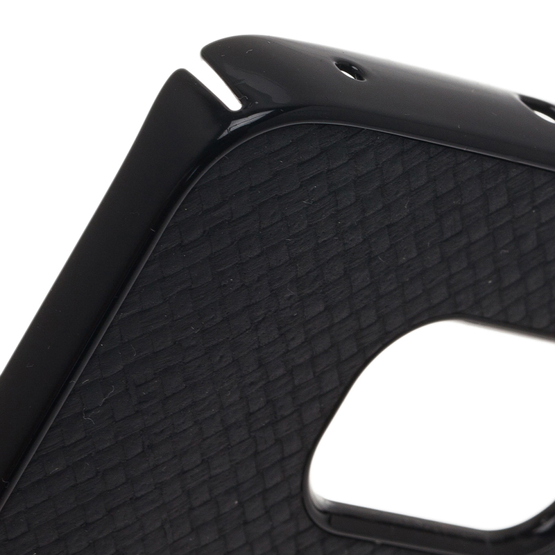 Montblanc Black Leather Miesterstuck S6 Edge Phone Case