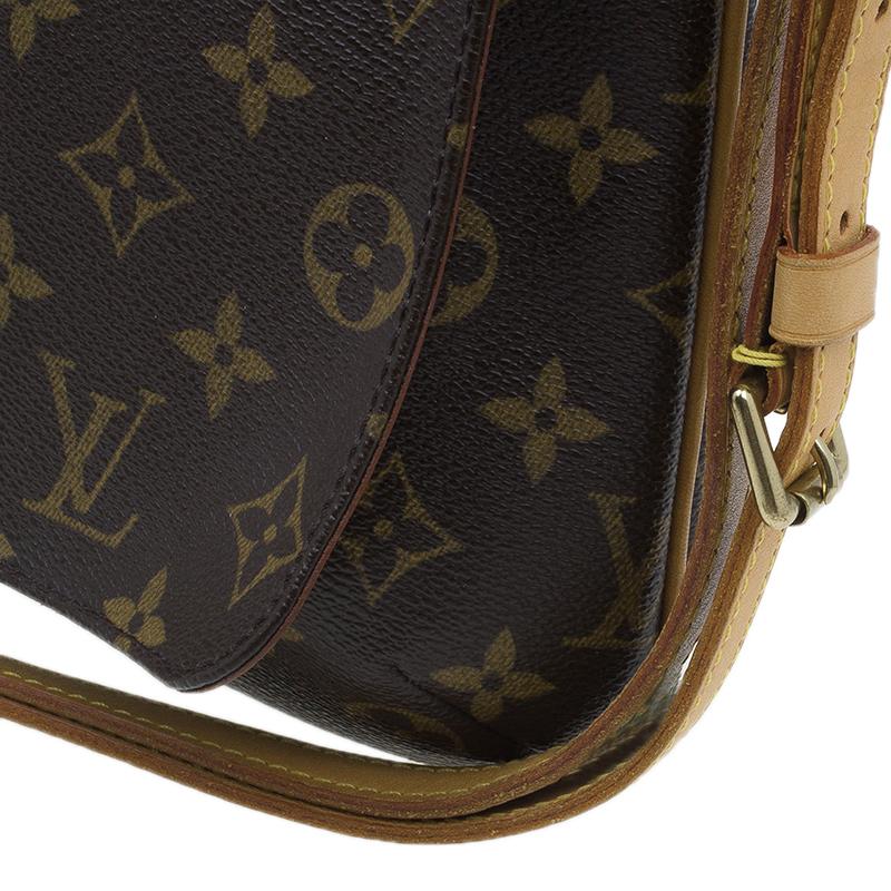 Louis Vuitton Monogram Canvas Musette Salsa Crossbody Bag