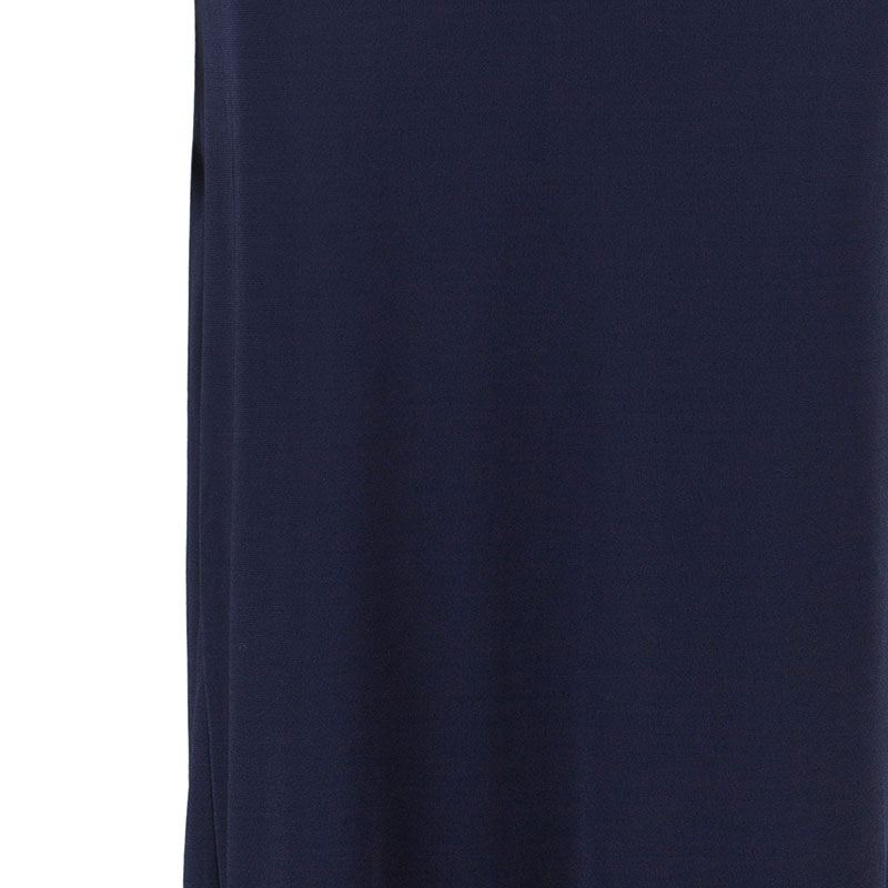 Herve Leger Purple Vintage Maxi Skirt L