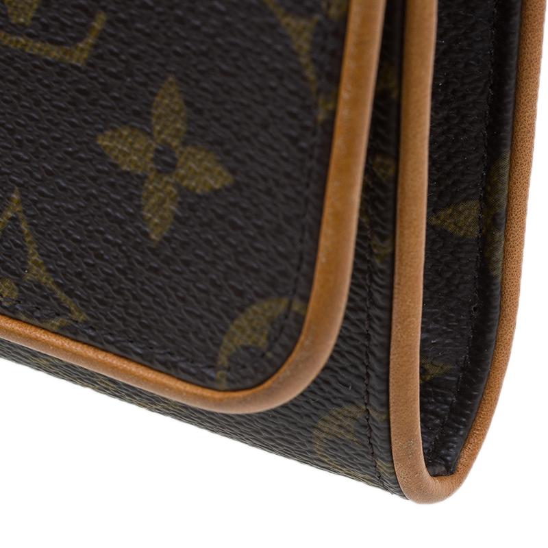 Louis Vuitton Monogram Canvas Twin GM Pochette