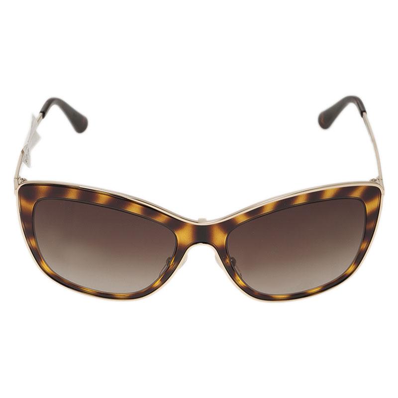 Valentino Tortoise Frame V108S Cat Eye Sunglasses