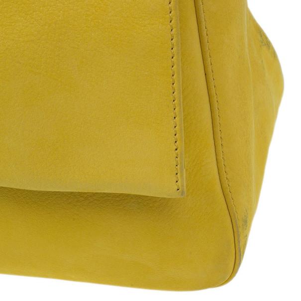 Fendi Yellow Mama Forever Shoulder Bag