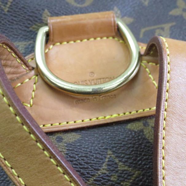 Louis Vuitton Monogram Montsouris MM Backpack