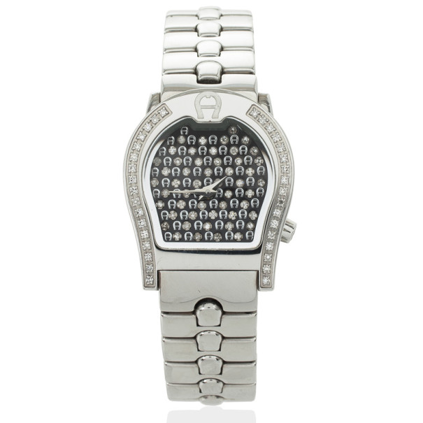 Aigner Verona SS Ladies Watch 30 MM