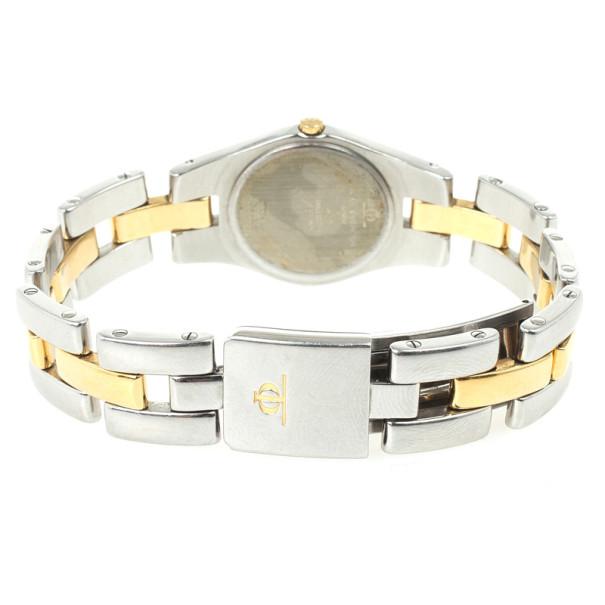 Baume & Mercier Linea Stainless Steel Womens Wristwatch 24 MM