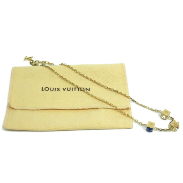 Louis Vuitton Gamble Neckalce