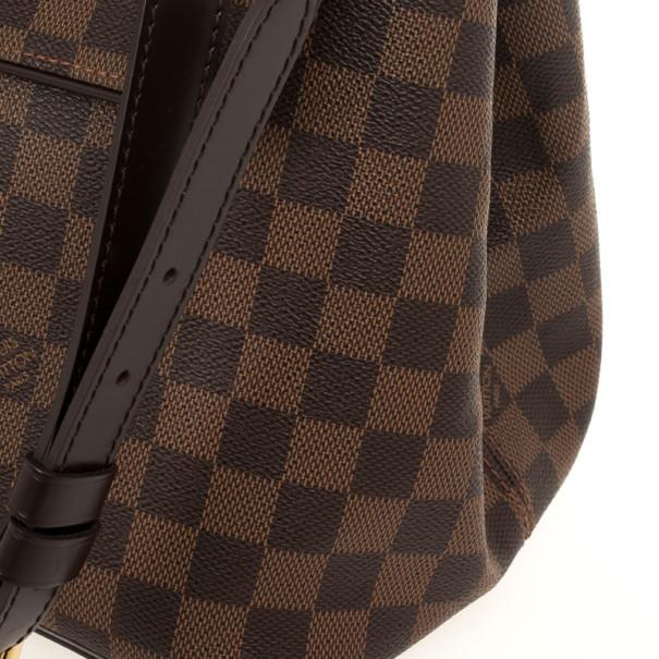 Louis Vuitton Damier Ebene Bergamo GM