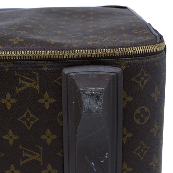 Louis Vuitton Monogram Pegase Rolling Suitcase 70